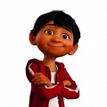 Miguel Cosplay Costume from Coco