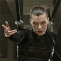 Alice Cosplay Resident Evil Afterlife