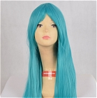 Blue Wig (Long,Straight,MLF,CF06)