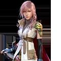 Lightning Cape from Final Fantasy XIII