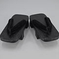 Black Clogs from Common Cosplay Costume