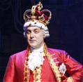 King George III From Hamilton