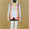 Alisha Cosplay Costume (Top and Pants) from Tales of Zestiria