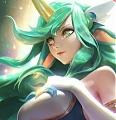 Star Guardian Soraka Wig from League of Legends