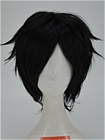 Black Wig (Short,Spike,KSP,CF29)