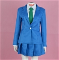 Detective Conan Ran Mouri Costume (School Uniform)