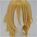 Blonde Wig (Short,Spike,TK)