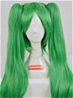 Green Wig (Clips on,Straight,CC)