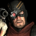 Deadshot Cosplay Costume from Batman: The Video Game
