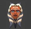 Ahsoka Cosplay Costume (Clone Wars) from Star Wars