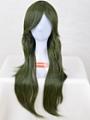 Medium Green Wig (683)