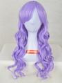 Long Purple Wig (724)