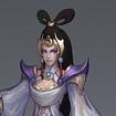 Lunar Goddess Diana Wig from League of Legends