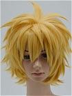 Blonde Wig (Short,Spike,Shizuo,CF29)