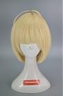 Blonde Wig (Short,Spike,Kira CF03)