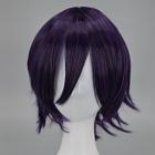 Purple Wig (Short,Spike,Yuuki)
