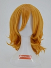 Orange Wig (Short,Spike,Ren)