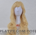 100 cm Long Curly Blonde Wig (2877)
