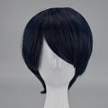 Short Blue Wig (5929)