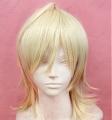 Short Blonde Wig (7008)