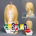 45 cm Medium Braid Blonde Wig (6198)
