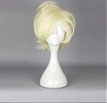 Short Light Blonde Wig (6911)