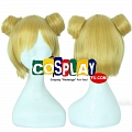 Short Buns Blonde Wig (6764)