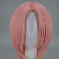 Short Straight Pink Wig (8441)
