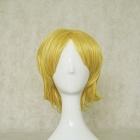 Short Wavy Blonde Wig (8457)