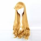 Long Wavy Blonde Wig (8792)