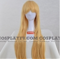 Long Straight Blonde Wig (8617)
