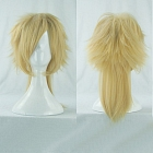 Medium Straight Blonde Wig (8407)