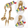 Long Braids Blonde Wig (7537)