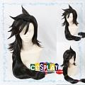 Long Black Wig (7959)
