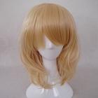 45 cm Medium Blonde Wig (8489)