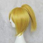 Short Blonde Pony Tail Wig (8804)