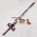 Thundera Cosplay Costume Sword from Thundercats (3486)