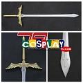 Mercury Lamp Cosplay Costume Sword from Rozen Maiden (2724)