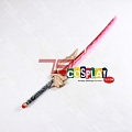 Sakura Cosplay Costume Sword from Guns Girl - School DayZ(2129)