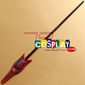 Asuka Langley Soryuv Cosplay Costume Spear from B Neon Genesis Evangelion (3254)