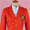 Keima Cosplay Costume (shirt and coat) from The World God Only Knows