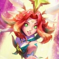 Star Guardian Neeko Cosplay Costume from League of Legends