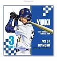 Tetsuya Yuki Cosplay Costume from Ace of Diamond