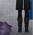 Fire Emblem Three Houses Ashe Ubert Scarpe