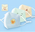 Face Mask for Kids (Cotton, Washable, Reusable) (Baby, pack of 3) (33252)