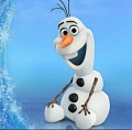 Olaf Cosplay Costume from Frozen