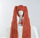Orange Wig (Long,Straight,Felicita)