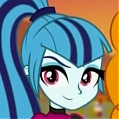 Sonata Cosplay Costume from My Little Pony Equestria Girls