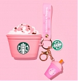Cute Pink Starbucks | Airpod Case | Silicone Case for Apple AirPods 1, 2, Pro