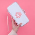 Chat Paw Nintendo Switch et Switch Lite Carrying Case jeu Cards Holding Cosplay